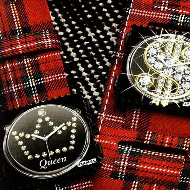 Nowa kolekcja zegark�w S.T.A.M.P.S.