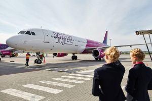 Nowy, większy samolot Wizz Air od piątku na gdańskim niebie