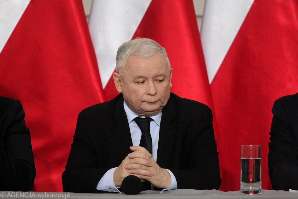 Poseł Kaczyński, prezes PiS