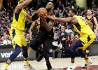 NBA. LeBron James nie do zatrzymania. Cavaliers na remis z Pacers