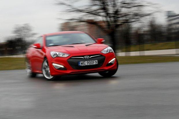 Hyundai Genesis Coupe 3.8 V6 Executive