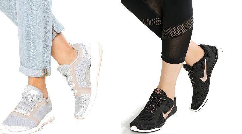 Buty sportowe z wyprzedaży