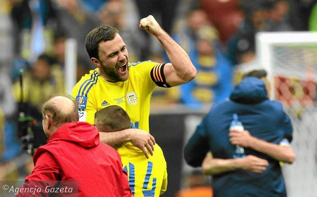 Zdjęcie numer 1 w galerii - Krzysztof Sobieraj jednym z najsilniejszych zawodników w grze FIFA 18