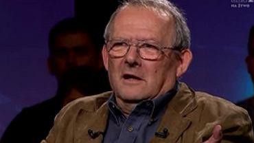 Adam Michnik w programie Tomasz Lis Na żywo