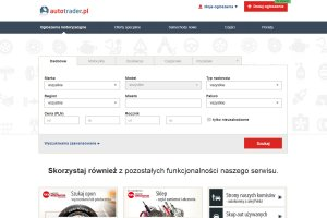 Nowa ods�ona serwisu Autotrader.pl