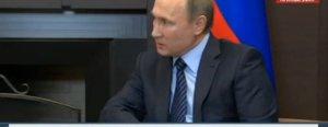 S�owa Putina o zestrzeleniu samolotu podbi�y cen� ropy naftowej