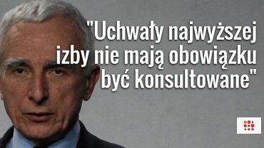 """""""Sejm idzie jak walec"""". PiS zachowuje si�, jakby by� jedyn� parti� w parlamencie. I te s�owa Naimskiego"""
