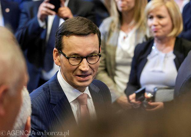 """Mieszkańcy nazywają ją drogą śmierci. Morawiecki obiecał, że starą """"ósemkę"""" zastąpi S8"""