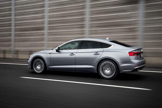 Audi A5 i A5 Sportback - prześwietlamy cennik