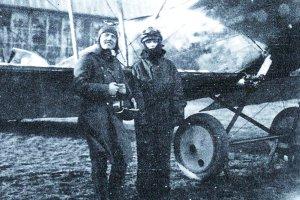 Franciszek Jach. Pierwszy pilot powstania wielkopolskiego