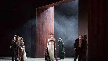Scena z 'Anioła zagłady' w Metropolitan Opera
