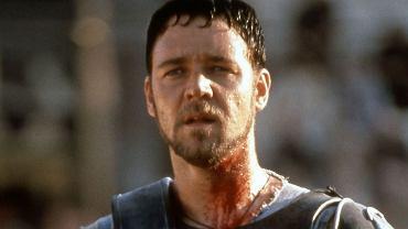 Russel Crowe w filmie 'Gladiator'