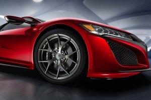 Salon Detroit 2015   Honda NSX    Dziesi�� lat p�niej