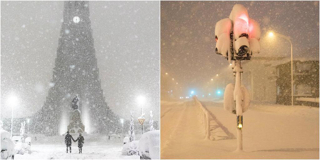 Takich opadów śniegu nie było tam od 80 lat!