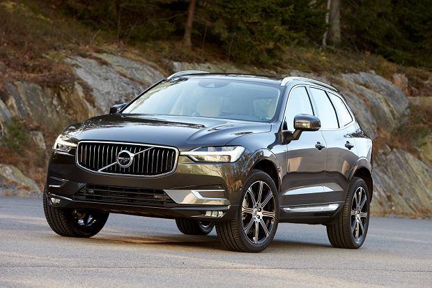 Nowe Volvo XC60, czyli ulubione luksusowe auto Polaków