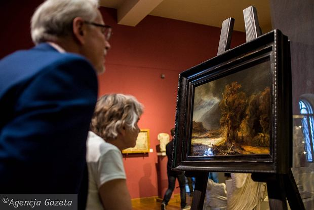 Muzeum Czartoryskich w Krakowie udost�pni�o obraz Rembrandta