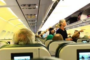 Miejsce w samolocie: 6 rad jak wybra� to najlepsze