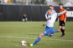 Lech Poznań wygrał w sparingu z Chrobrym Głogów 2:0. Gol i asysta Marcina Robaka