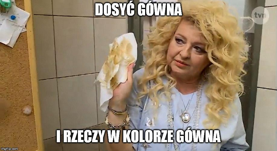 Magda Gessler - 'Kuchenne rewolucje' - najlepsze cytaty