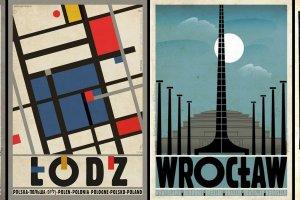 Polska opisana plakatami, czasem do�� frywolnie [GALERIA]