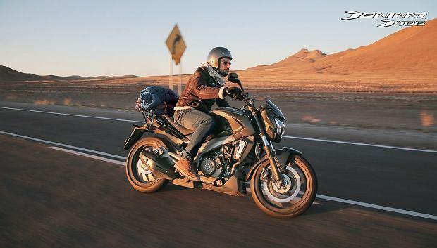 Gdzie na weekend motocyklem Dominar 400? Pięć najlepszych miejsc, które warto odwiedzić