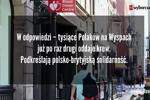 Polska krew. Polacy skatowani w Anglii