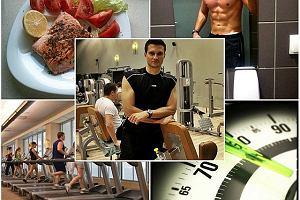 Każdy zdrowy człowiek może mieć 'sześciopak' na brzuchu [Akcja 5 kg w dół]