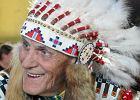Z indiańskiego plemienia do partyzantki AK. Sat-Okh - Indianin, który walczył dla Polski