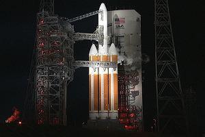 Historyczna misja NASA stała sięfaktem. Sonda Parker Solar wystartowała. Ma dotknąć korony Słońca