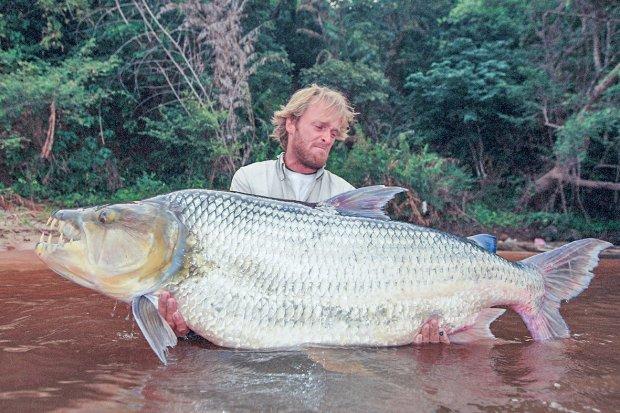 Ekstremalne łowienie ryb? Serial dokumentalny jak sensacyjny