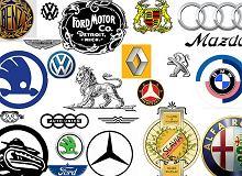 Wydanie weekendowe | Z archiwum moto.pl | Historia logotypów znanych marek