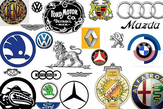 Historia logotypów znanych marek