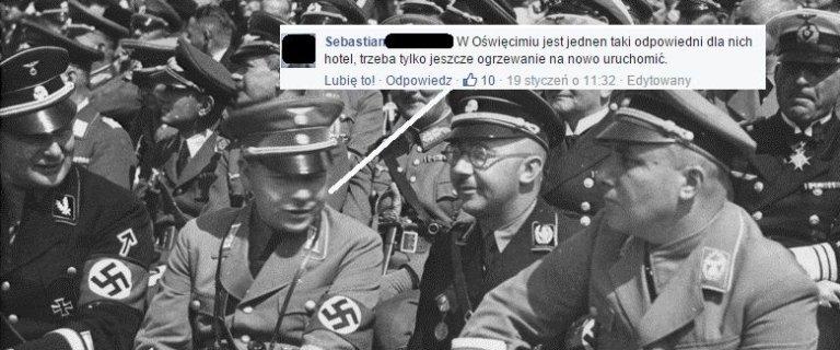 """""""Muslim�w zawsze mo�emy spali� w piecach"""", czyli Polak�w na Facebooku codzienne rozmowy"""