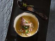 Zupa imbirowa na kaczce