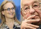 Meryl Streep i Andrzej Wajda