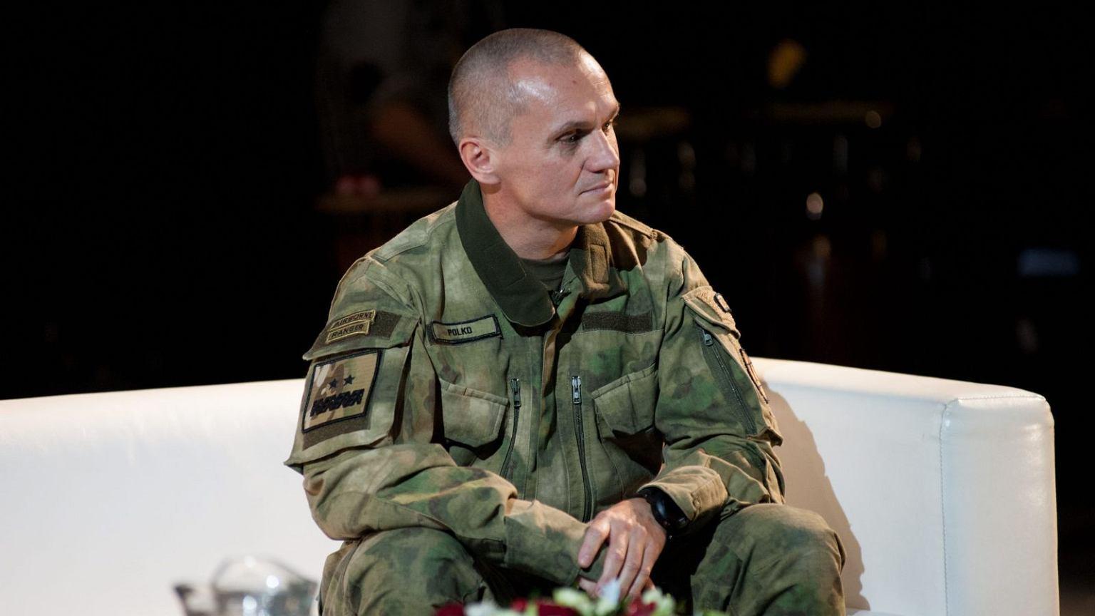 Generał Roman Polko w 2016 r. (fot. Tomasz Pietrzyk/AG)