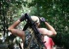 Ukraina: W obwodzie donieckim zestrzelono my�liwiec