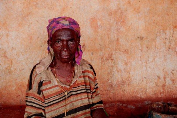 Mroczna Afryka/ Fot. Tomek Michniewicz