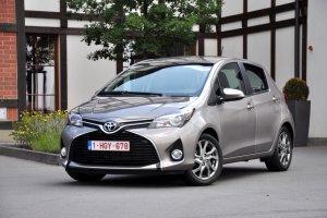 Toyota Yaris | Pierwsza jazda | Maksymalistyczne zmiany