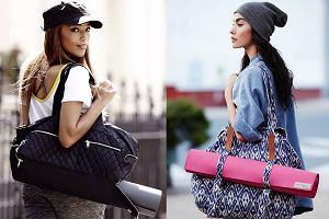 Prezenty dla aktywnej dziewczyny - najładniejsze plecaki i torby sportowe z wyprzedaży