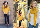 Żółty - barwa jesiennego sezonu - zobacz, jak ją wpleść w swoje stylizacje