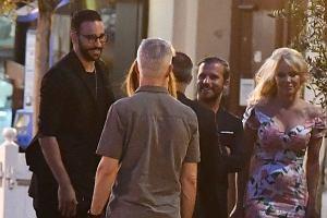 Pamela Anderson spotyka się z Adilem Ramim? [ZDJĘCIA]
