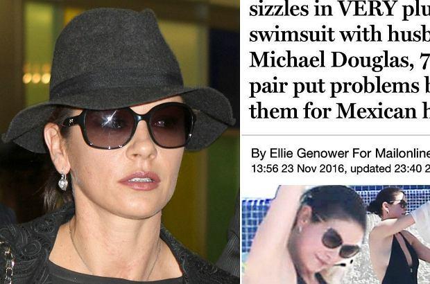 2fe70f00ed8 Catherine Zeta-Jones wytacza wojnę paparazzi.