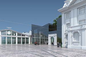 Trzy oferty na projekt Centrum Kultury Technicznej