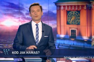 """Wiadomo�ci"" TVP: KOD jak Hamas? [RECENZJA]"