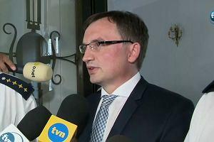 Zbigniew Ziobro: Między bajki włóżcie państwo te opowieści o wecie