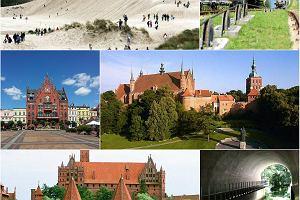 Masz dość leniuchowania na plaży? Poznaj 7 atrakcji, które odmienią twoje myślenie o północnej Polsce