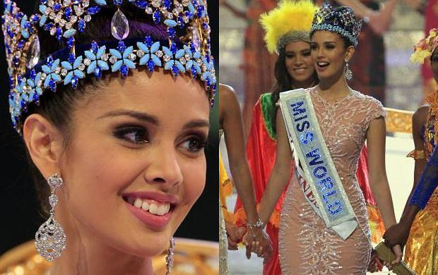 Miss World 2013 wybrana! Zosta�a ni� Miss Filipin, Megan Young
