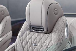 Spory problem Mercedesa | Zakaz sprzedaży kabrioletów z nawiewem