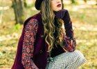 Bordo na jesie�: ubrania i dodatki w modnych kolorach sezonu